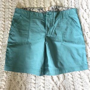 Eddie Bauer Ripstop shorts